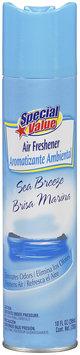 Special Value® Sea Breeze Air Freshener 10 fl oz. Aerosol Can