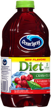 Ocean Spray® Cran-Tea™ Diet Cranberry Tea 64 fl oz. Bottle