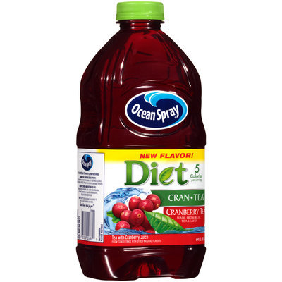Ocean Spray Cran-Tea Diet Cranberry Tea