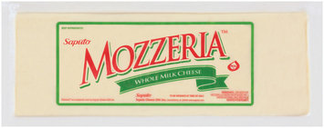 Saputo Mozzeria™ Whole Milk Cheese
