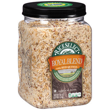 Rice Select™ Royal Blend® with Red Quinoa 46 oz. Jar