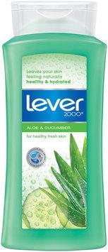 Lever 2000® Aloe & Cucumber Body Wash 18 fl. oz. Bottle