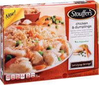 Stouffer's Chicken & Dumplings