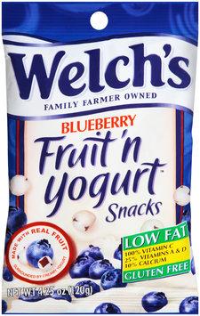 Welch's® Blueberry Fruit 'n Yogurt™ Snacks