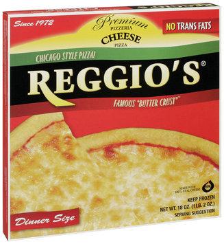 REGGIO'S Cheese Chicago Style Dinner Size Pizza 18 OZ BOX