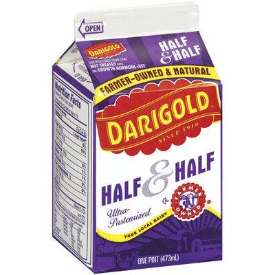 Darigold  Half & Half  1 Pt Carton
