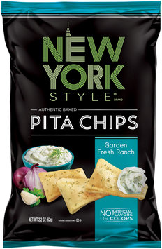 New York Style® Garden Fresh Ranch 2.2 oz. Bag
