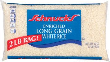 Schnucks® Enriched Long Grain White Rice