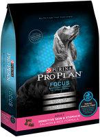 Purina Pro Plan Focus Adult Sensitive Skin & Stomach Salmon & Rice Formula Dog Food 5 lb. Bag