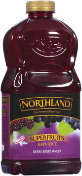 Northland® Superfruits Berry Berry Maqui 100% Juice 64 fl. oz. Bottle