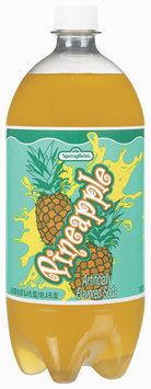 Springfield Pineapple Soda 3 L Plastic Bottle