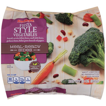 Fred Meyer® Fiesta Style Vegetables 12 oz. Bag