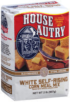House-Autry White Self-Rising Corn Meal Mix 2 lb. Bag