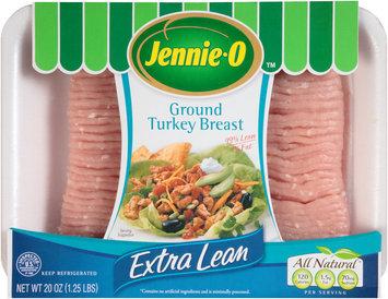 Jennie-O™ Extra Lean Ground Turkey Breast 20 oz. Tray