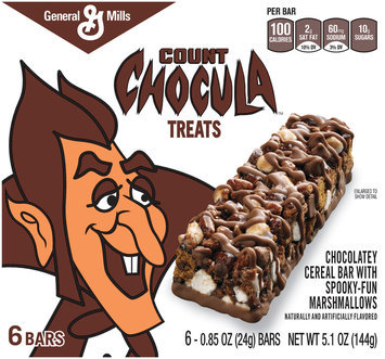 Count Chocula™ Treats 6 ct Box