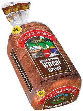 Cottage Hearth Stone Ground Wheat Bread 24 Oz Bag