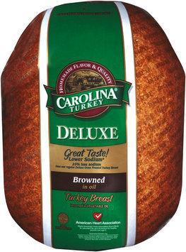 Carolina Turkey Browned In Oil Deluxe Turkey Breast