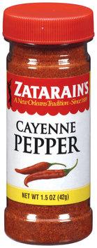 Zatarain's® Cayenne Pepper 1.5 oz. Jar
