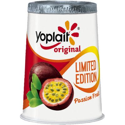 Yoplait® Original Limited Edition Passion Fruit Low Fat Yogurt