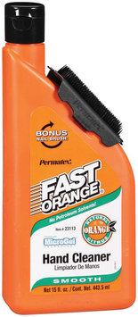 Fast Orange® Hand Cleaner Natural Orange Citrus Smooth 15 oz.