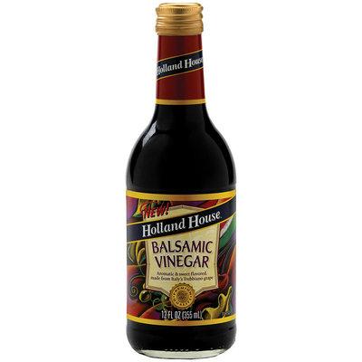 Holland House  Balsamic Vinegar 12 Oz Glass Bottle