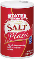 Stater Bros. Free-Flowing Plain Salt Salt 26 Oz Box