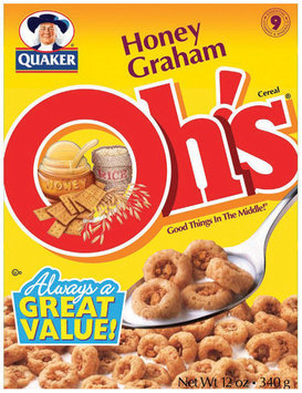 Oh's Honey Graham Cereal