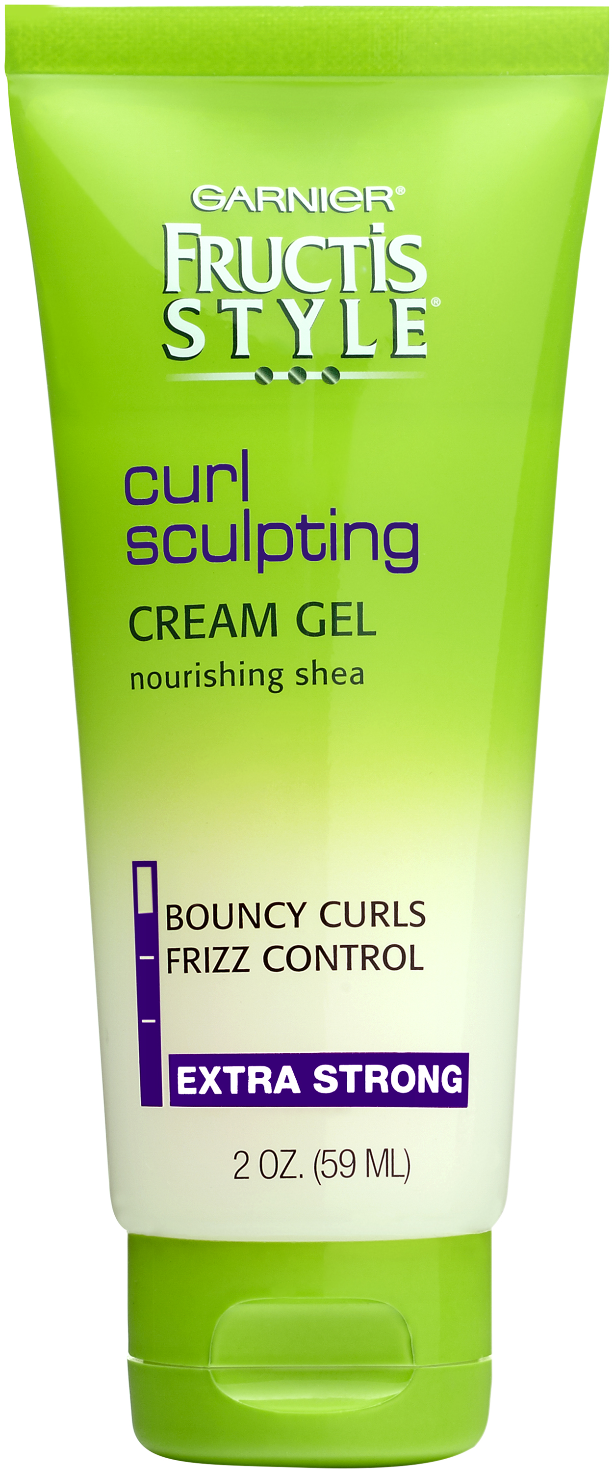 FRUCTIS STYLE® Curl Sculpting Cream Gel Extra Strong Hold 2 oz.