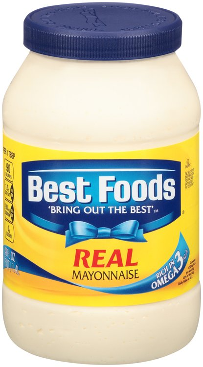 Best Foods: Real Mayonnaise, 48 Fl Oz
