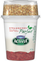 Activia® Strawberry Parfait Yogurt