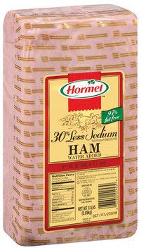 hormel 30% less sodium 97% fat free ham