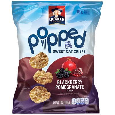 Quaker® Popped Blackberry Pomegranate Rice Snacks