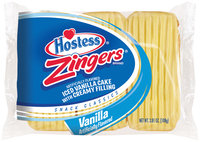 Hostess® Vanilla Zingers® 3 ct Bag