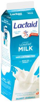 Lactaid Lowfat 1% Milkfat 100% Lactose Free Milk