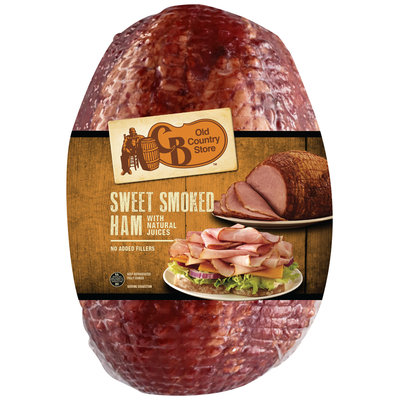 CB Old Country Store™ Sweet Smoked Ham