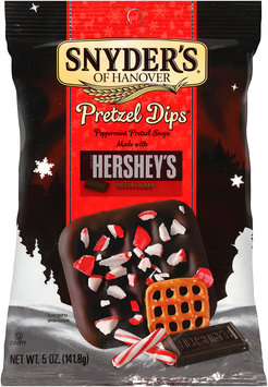 Snyder's Of Hanover Peppermint & Special Dark Chocolate Pretzel Dips