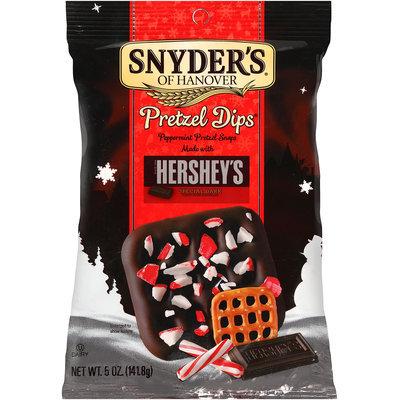Snyder's Of Hanover Peppermint & Special Dark Chocolate Pretzel Dips