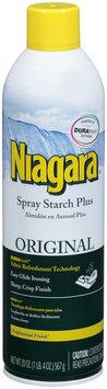 Niagara® Original Spray Starch Plus 20 oz. Aerosol Can