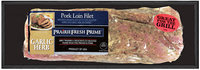 PrairieFresh Prime® Pork Loin Filet Garlic Herb