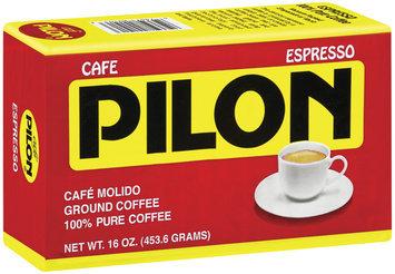 Cafe Pilon® Ground Espresso Coffee 16 oz vac. bag