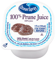 Ocean Spray 100% Prune Juice