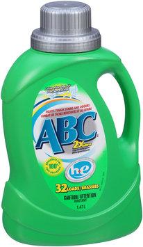 ABC™ 2x Ultra HE Crisp Morning Air Liquid Detergent 1.47L Jug