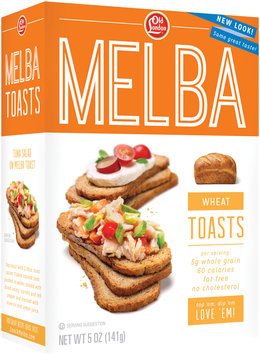 Old London® Melba Toast Classic 5 oz. Box