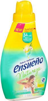 Ensueno® Natureza® Chamomile + Aloe Fabric Softener 45 fl. oz. Bottle