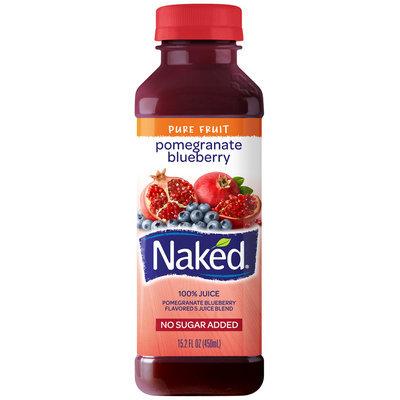 Naked® Juice Pomegranate Blueberry 100% Juice