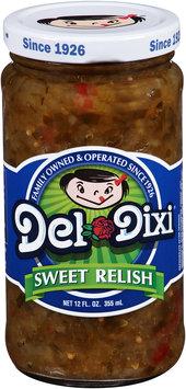 Del-Dixi® Sweet Relish 12 fl. oz. Jar
