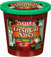 STATER BROS.® Fresh Cut Mild Salsa 24 oz. Tub