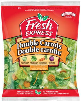 Fresh Express® Double Carrots Salad 11 oz. Bag
