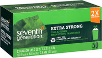Seventh Generation™ Extra Strong Drawstring Trash Bags