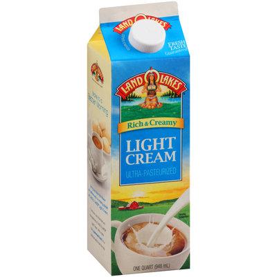 Land O'Lakes Rich & Creamy Light Cream